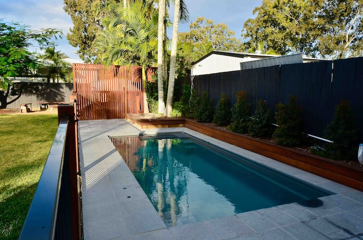 Noosa-Tewantin luxurious Apartment with pool!