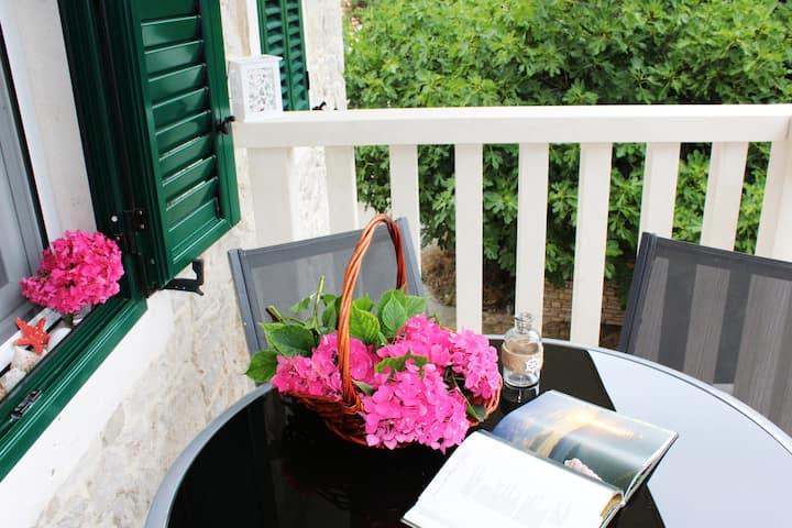 Blossom apartman s dvije spavaće sobe (Peljesac)