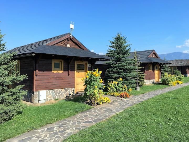 ❤️ Liptov Cottage - Tatralandia Chatky 110 ❤️