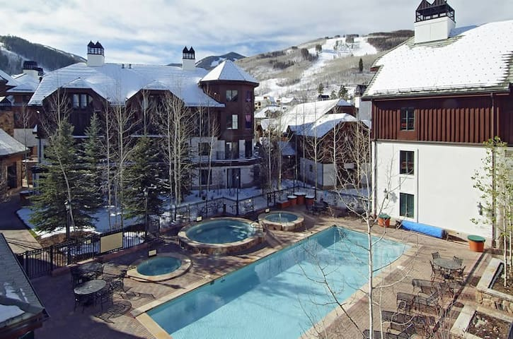 Beaver Creek centrally located 5-star apartment - 비버 크릭(Beaver Creek)