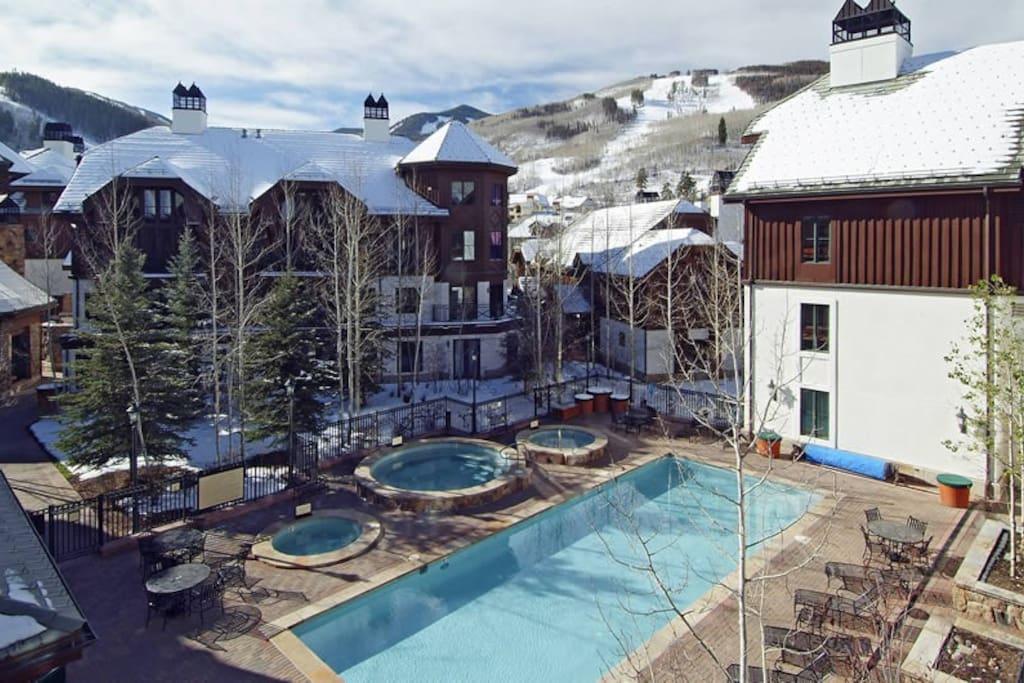 Beaver Creek Colorado Apartments