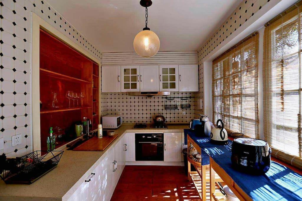 厨卫设施精致完善