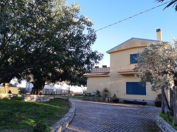 """Villa in Uliveto """"IL GIARDINO DI ROCCO"""""""