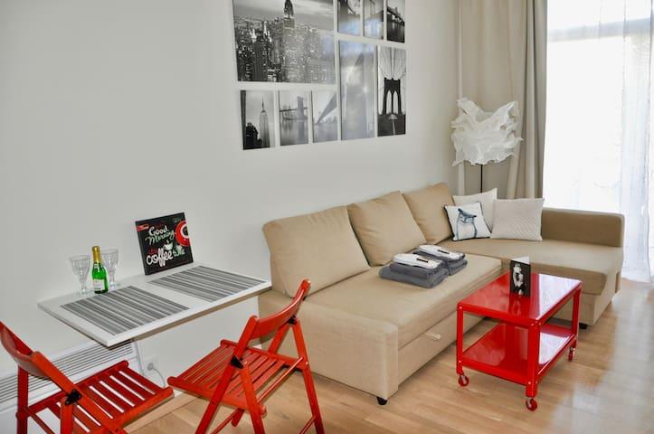 Kembre Loft, cozy, stylish near shopping - Vilnius - Loft