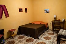 Room # 5 Shared bathroom located in the first level. spacious and with various amenities