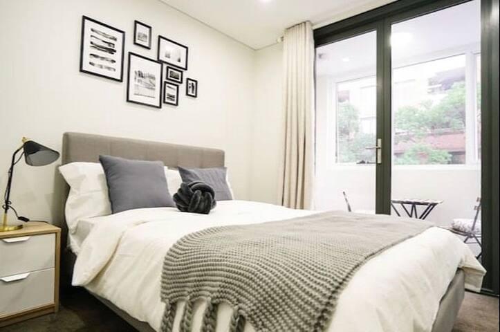 Darling Harbour Cozy 1 bedroom Apt