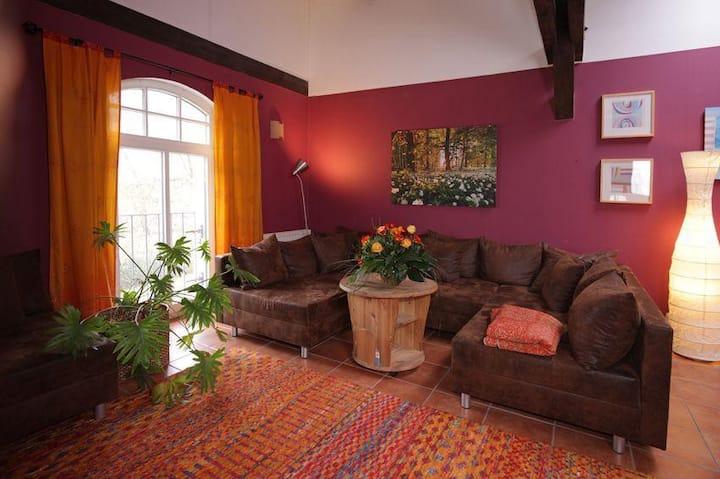 Ferienwohnungen am Schloss - Wohnung 5 der Hahn