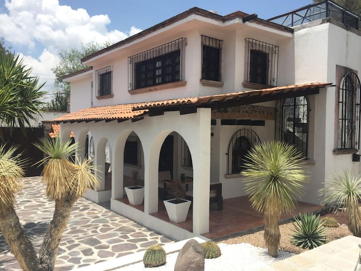 BEAUTIFUL CASITA IN SAN MIGUEL DE ALLENDE
