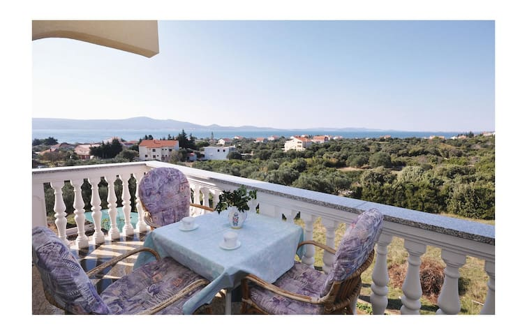 Holiday apartment with 1 bedroom on 34m² in Sv.Petar