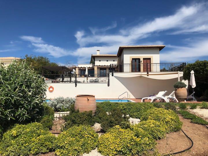 Beloved 3 bed family villa in fabulous 5* resort