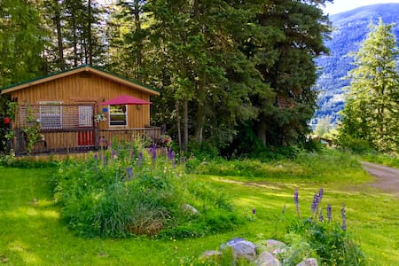 The Kootenay Cottage, pet friendly - Nelson