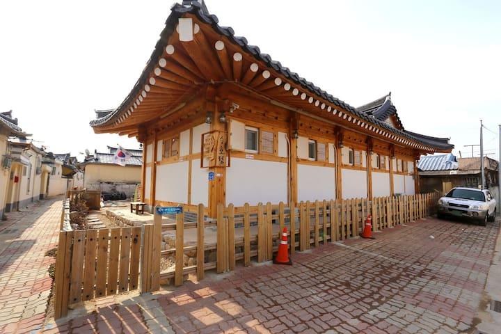 경주수호정(다올) - Poseok-ro 1068beon-gil, Gyeongju - Dom