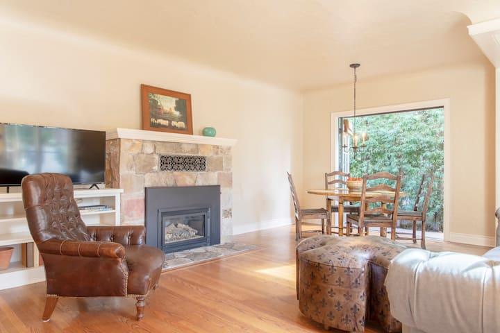 Impeccable, Clean Classic Marin California Home.