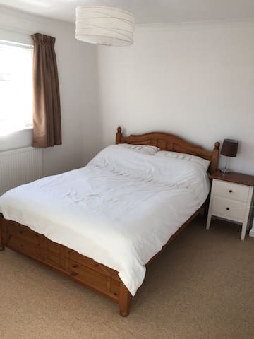 Double room close to Goodwood - Eastergate - Dom
