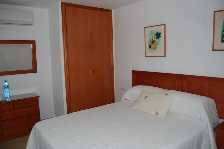 """Las Orquideas""  Quiet double room"