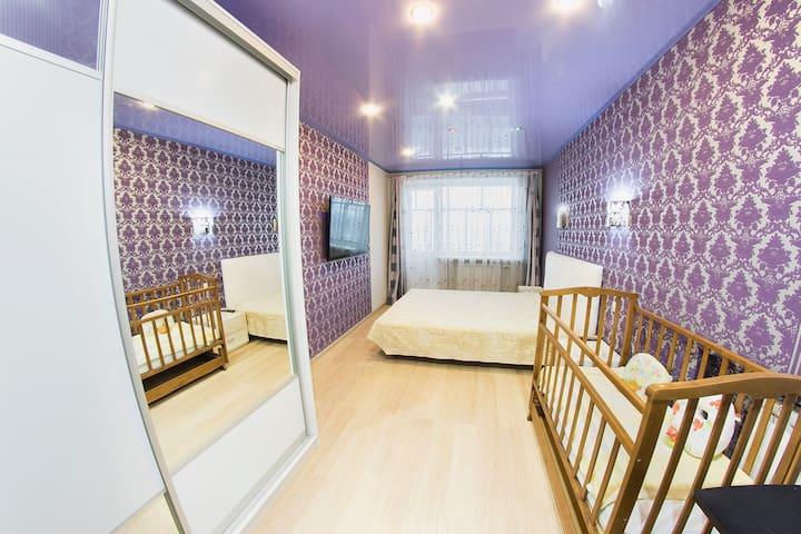 Saratov Lights Apartments на Рабочей