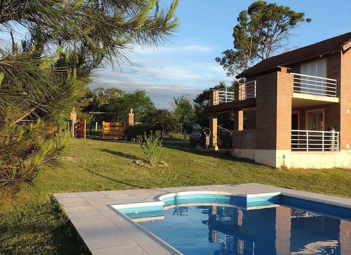 Cabaña, Villa General Belgrano