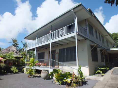 Eddie's Homestay with upstairs dedicated to hosting guests