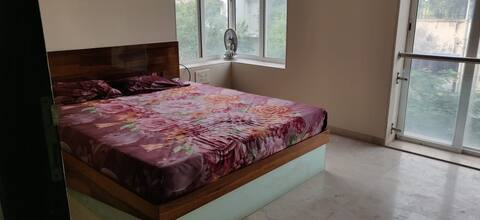 High quality Bedroom @Santacruz nxt 2 linking road
