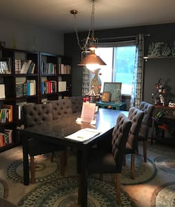 Chicago area condo for your private use - Társasház