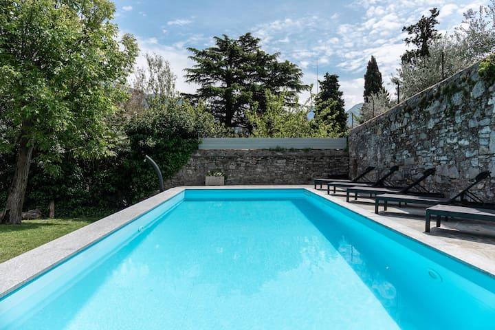 Fabulous Villa with pool near Menaggio Lake Como