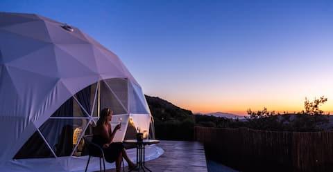 Unique Dome Retreat