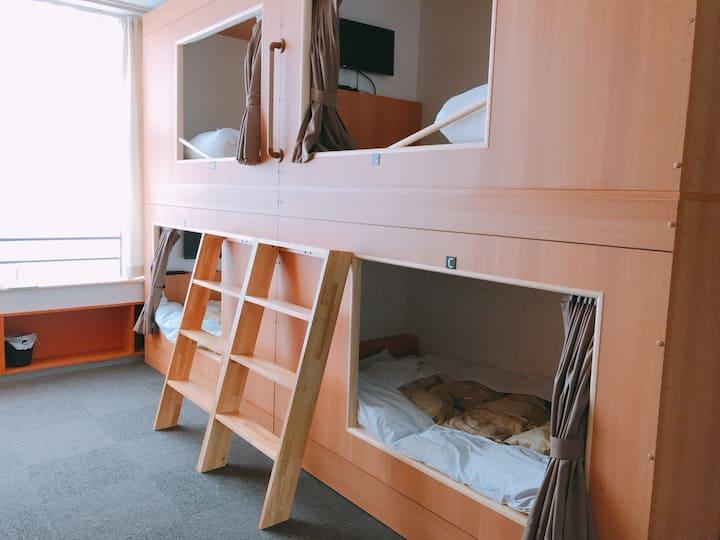 KIBOTCHA Dormitory (for men) Breakfast included