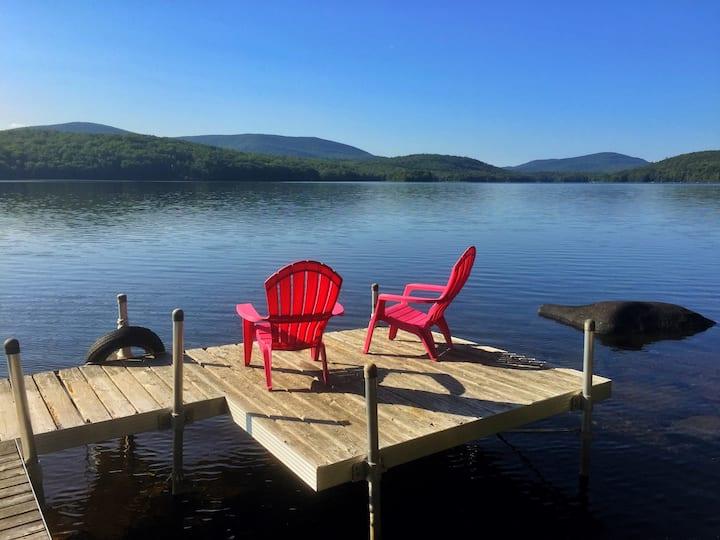Lake life in New Hampshire, Hanover