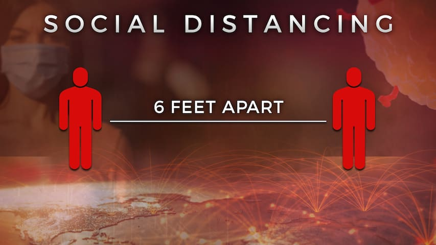 Social Distancing? Get Away From It All., Here...