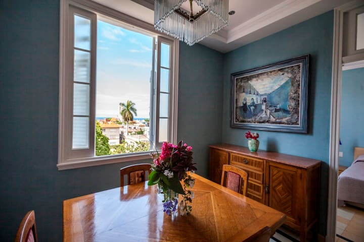 Very cozy one-bedroom apartment with sea view - La Habana - Appartement