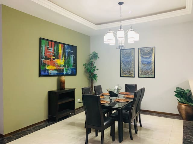 Fully furnished 2 bedroom apartment Haatso-Atomic