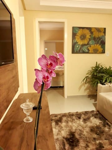 Apartamento Moderno no centro