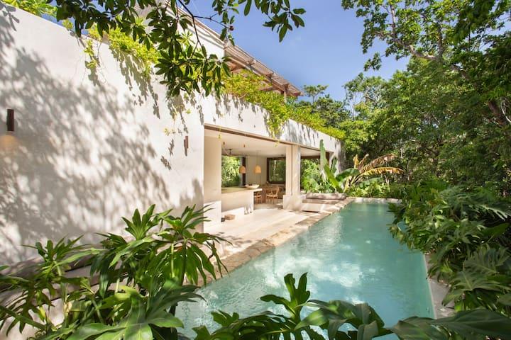 Casa Tepui &Spa: Amazing Villa w/ Jungle & Jacuzzi