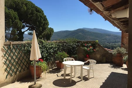 Charming suite for a special stay in Tuscany - Castiglion Fiorentino