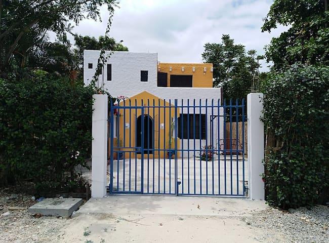 Villa el Ensueño disfruta del sol mar y arena
