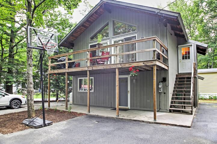 3BR Lincoln House w/Views of Loon Mountain!