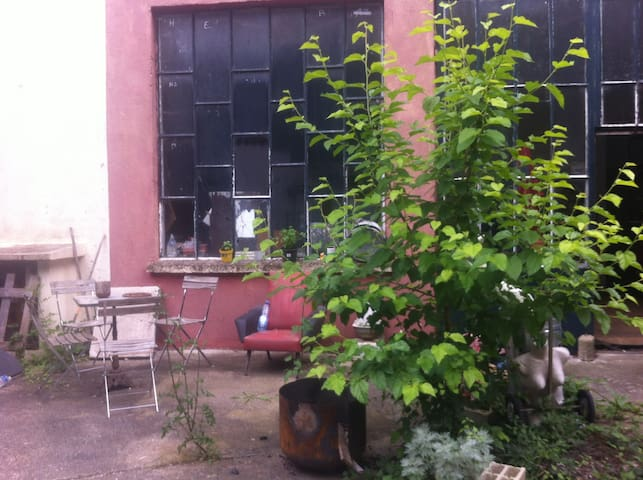 loft atelier d'artiste - Anduze - Loft