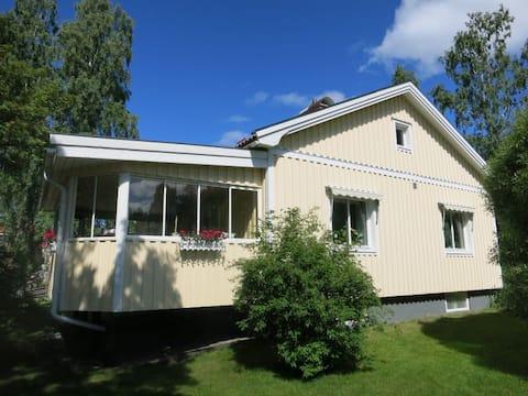 Cozy house in central Örnsköldsvik