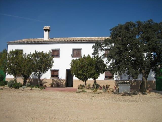 Cortijo Casa Nueva de los Durmiente - Loja - House