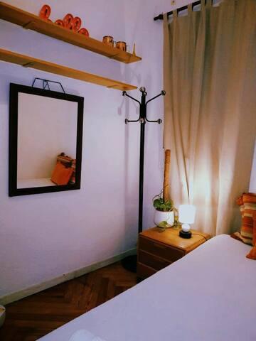 Estupendo habitación en Malasaña