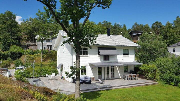 Family idyl close to Sthlm C and the archipelago