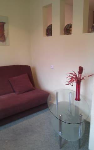 Komfortowy apartament 25 m2