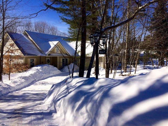 Warm, beautiful home! - Douglas - Casa