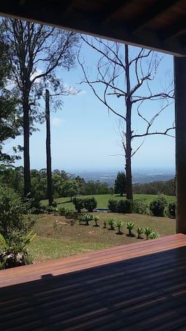 Beechmont Retreat, Magnificent Gold Coast Views