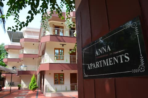 Anna Enclave 1 Bedroom Fully Furnished