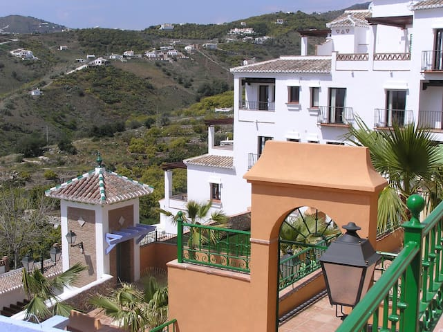 Apartment, La Fuente with pool and  large Terrace