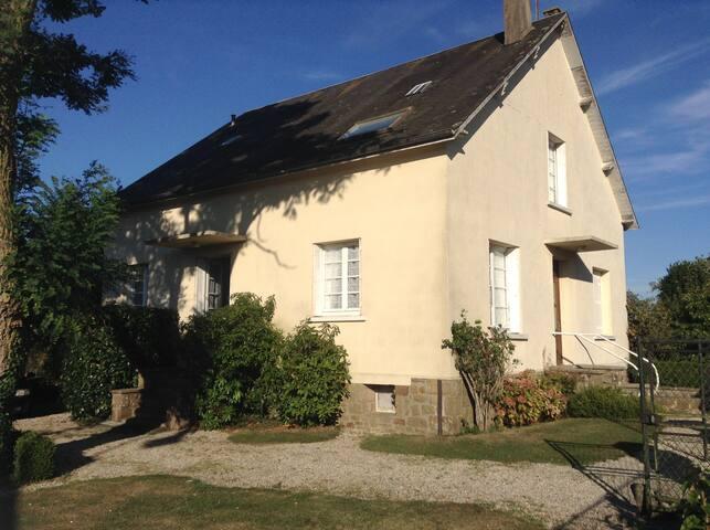 Coin Ecosse - Saint-Fraimbault - Haus
