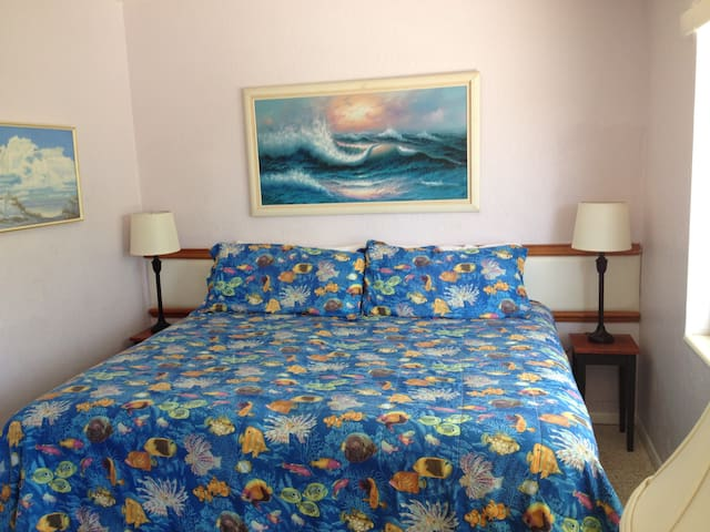 Lido Key - Cozy Lido Beach Rental