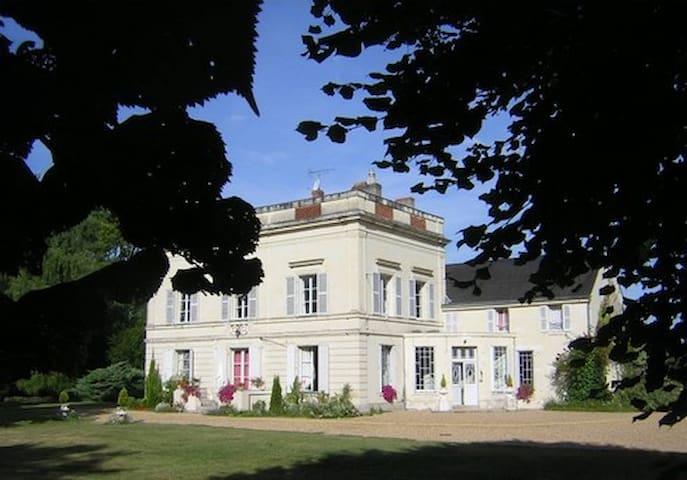 Group & Family House Loire Valley  - Neuillé