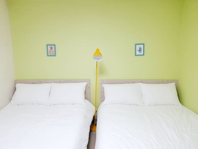 ★[2nd floor, room 2] 5 minutes Itaewon Station